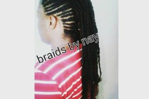 Photo #9: Braids faux locs weaves twist