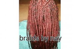 Photo #8: Braids faux locs weaves twist