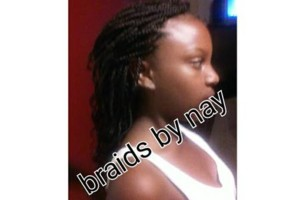 Photo #2: Braids faux locs weaves twist