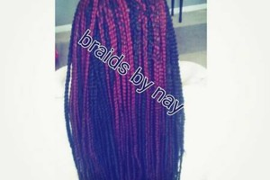 Photo #1: Braids faux locs weaves twist