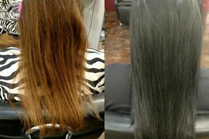 Photo #4: R17 Salon. Micro-Link Extensions installed for as low as $200!