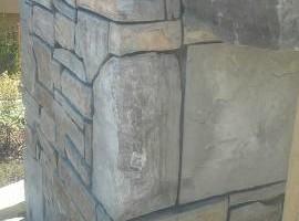Photo #10: Masonry rock work rejuvenating & creative service!