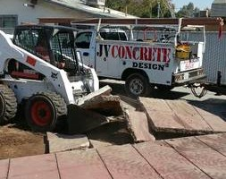 Photo #21: Bobcat service for free estimates. Call anytime!
