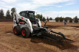 Photo #18: Bobcat service for free estimates. Call anytime!