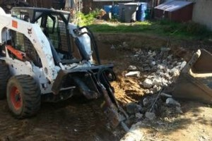 Photo #14: Bobcat service for free estimates. Call anytime!