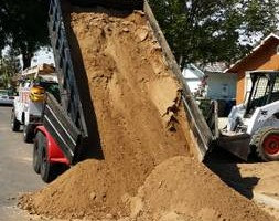 Photo #11: Bobcat service for free estimates. Call anytime!