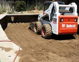 Photo #8: Bobcat service for free estimates. Call anytime!