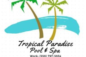 Photo #1: Tropical Paradise Pool & Spa Service
