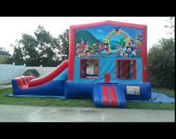 Photo #1: Bounce house for rent & bounce house rentals
