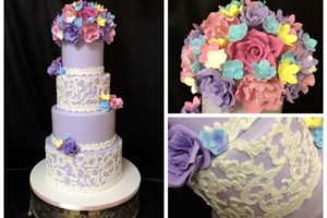 Photo #3: CUSTOM CAKES by OUR LITTLE CAKERY