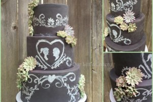 Photo #2: CUSTOM CAKES by OUR LITTLE CAKERY