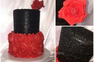 Photo #1: CUSTOM CAKES by OUR LITTLE CAKERY