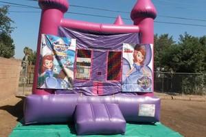 Photo #3: Fresno/Clovis BOUNCE HOUSES RENTALS