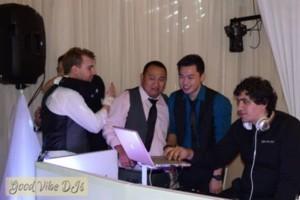 Photo #2: Fresno Wedding DJ, Bilingual MC, Quiceaneras (Good Vibe DJs)