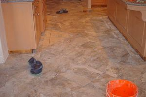 Photo #3: OVER 20 YRS EXPERIENCE! ALL PHASES OF TILE
