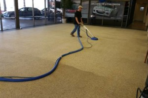 Photo #3: Aggragate floor cleaning