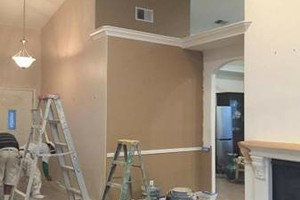 Photo #1: PAINTING SERVICES. Free Estimate!