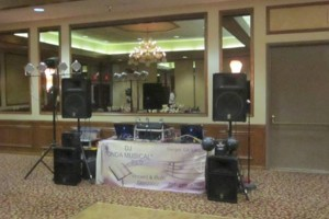 Photo #6: DJ WEDDINGS, QUINCEANERAS/ONDA MUSICAL