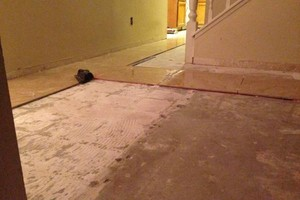 Photo #9: TILE INSTALLATIONS. Professional & Affordable