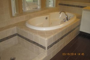 Photo #3: TILE INSTALLATIONS. Professional & Affordable