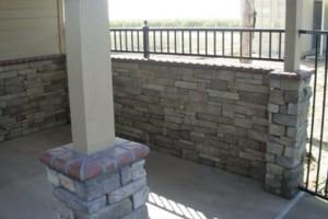 Photo #5: A.B. Masonry/Welding/Tile (Block, Stone, Brick, & Concrete)