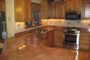Photo #18: Granite counter tops, Custom cabinets, Kitchen & Bath remolding