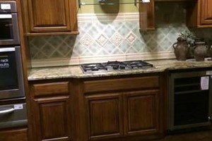 Photo #17: Granite counter tops, Custom cabinets, Kitchen & Bath remolding