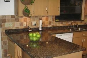 Photo #14: Granite counter tops, Custom cabinets, Kitchen & Bath remolding