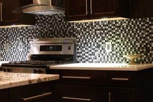 Photo #11: Granite counter tops, Custom cabinets, Kitchen & Bath remolding