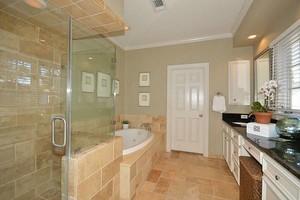 Photo #3: Granite counter tops, Custom cabinets, Kitchen & Bath remolding