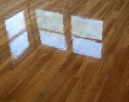 Photo #5: Hardwood floor installation and Refinishing