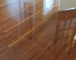 Photo #4: Hardwood floor installation and Refinishing