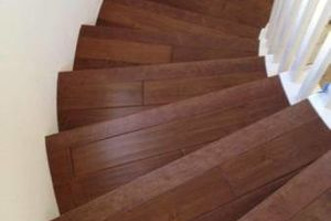 Photo #3: Hardwood floor installation and Refinishing