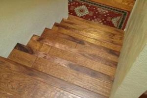 Photo #2: Hardwood floor installation and Refinishing