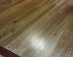 Photo #1: Hardwood floor installation and Refinishing
