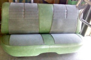 Photo #3: Upholstery. Auto Interior and Restoration