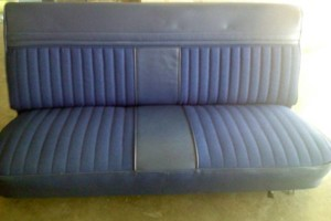 Photo #4: Upholstery. Auto Interior and Restoration