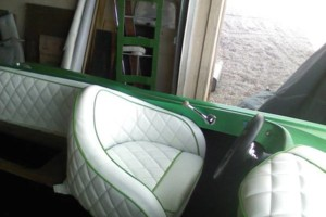 Photo #11: Upholstery. Auto Interior and Restoration
