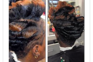 Photo #16: Weaves, extension, relaxers, updo's and more