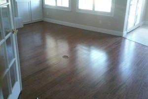 Photo #1: Laminate, Engineered wood, vinyl plank installation