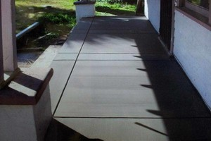 Photo #9: OVER 30 YRS EXP IN QUALITY CONCRETE WORK!..GREAT RATES!