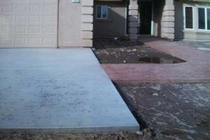 Photo #7: OVER 30 YRS EXP IN QUALITY CONCRETE WORK!..GREAT RATES!
