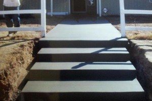 Photo #1: OVER 30 YRS EXP IN QUALITY CONCRETE WORK!..GREAT RATES!