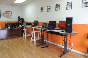 Photo #1: $50 Computer Repair /Free Diagnostics/Store Front/Licensed
