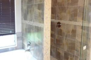 Photo #1: T L Tile Creations. Custom Tile and stone Installations. Licensed 15 yrs exp!