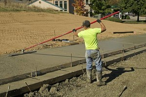 Photo #7: Concrete Work - Quantum Construction Company