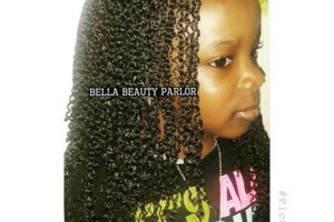 Photo #1: Bella beauty parlor - weave, dreads, interlock