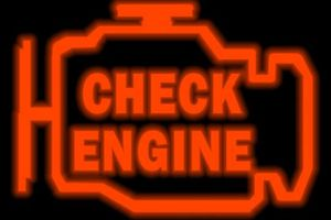Photo #1: CHECK ENGINE LIGHT $25
