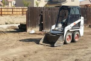 Photo #2: Bobcat, landscaping, sprinkler repair