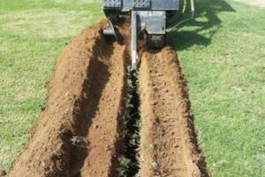 Photo #1: Bobcat, landscaping, sprinkler repair